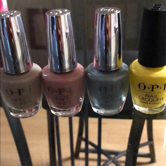 OPI nail Polish bundles of 4 never used Bundle